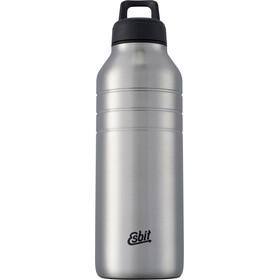 Esbit Majoris Drikkeflaske 1,0l sort/sølv